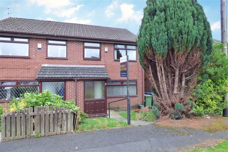 3 Bedrooms Semi Detached House for sale in Fountains Walk, Chadderton, Oldham, Greater Manchester, OL9