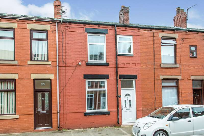 3 Bedrooms House for sale in Gordon Street, Ince, Wigan, Greater Manchester, WN1