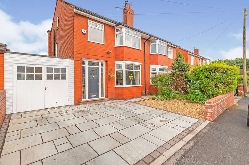 4 Bedrooms Semi Detached House for sale in West Mount, Orrell, Wigan, Greater Manchester, WN5