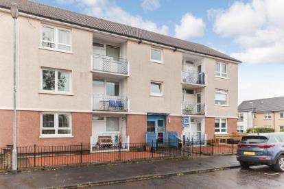 2 Bedrooms Flat for sale in Halley Place, Yoker