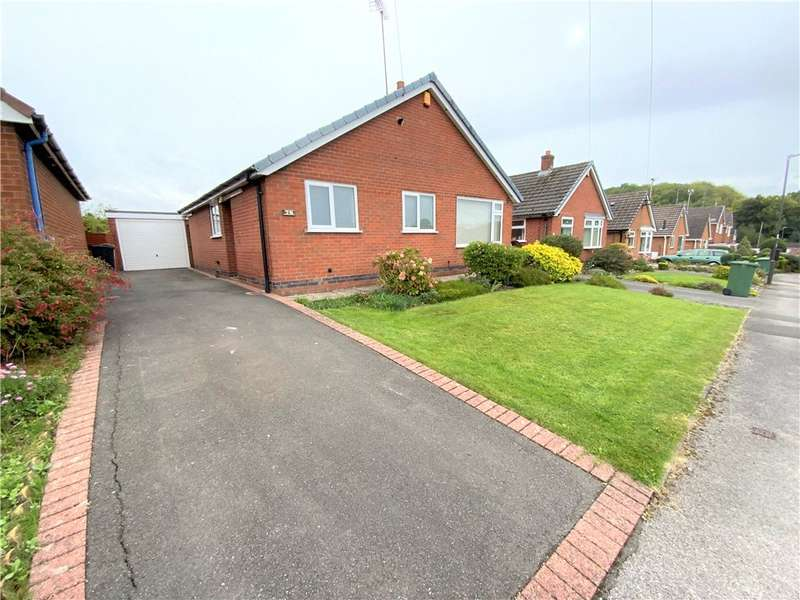 3 Bedrooms Detached Bungalow for sale in Alfred Street, Alfreton, DE55