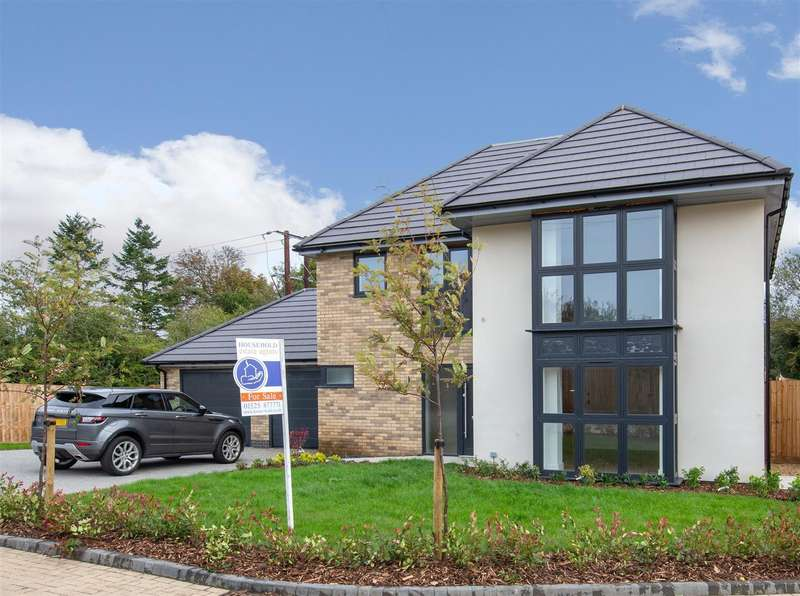 4 Bedrooms Detached House for sale in Alison's Brook, Hockliffe