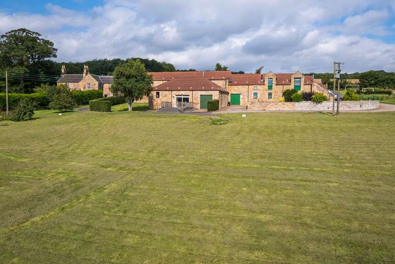 5 Bedrooms Semi Detached House for sale in Swallows' Rest, 4 Dales Steading, Dunfermline, Fife, KY11