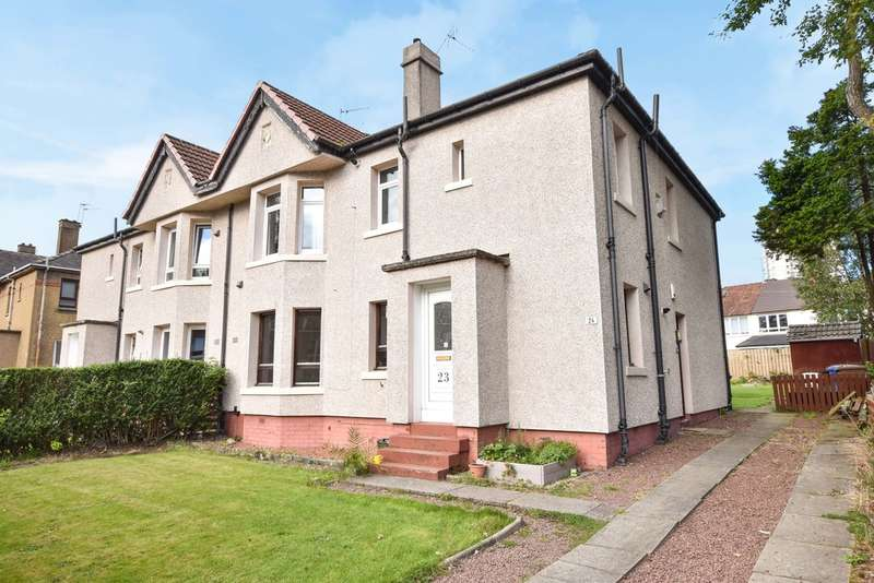 3 Bedrooms Flat for sale in Anniesland Crescent, Knightswood