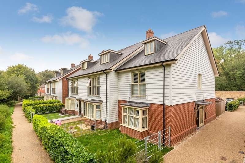 3 Bedrooms End Of Terrace House for sale in Darenth Mill Lane