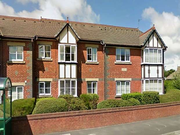 1 Bedroom Flat for sale in Counsell Court, Thornton-Cleveleys, FY5