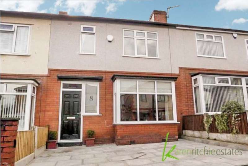 3 Bedrooms Terraced House for sale in Meliden Crescent, Bolton