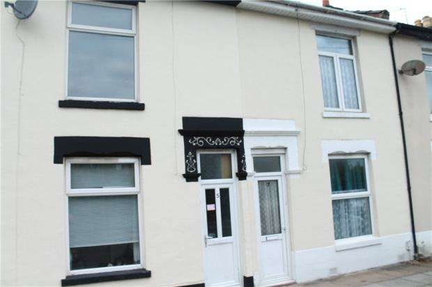 2 Bedrooms Terraced House for sale in Cranleigh Road, Portsmouth