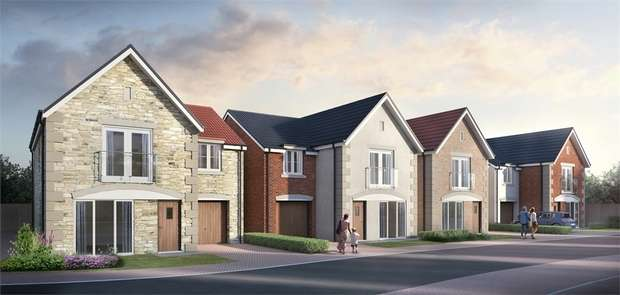 4 Bedrooms Detached House for sale in Plot 8 - The Deakin, Cathedral Gates, Chilton, Durham