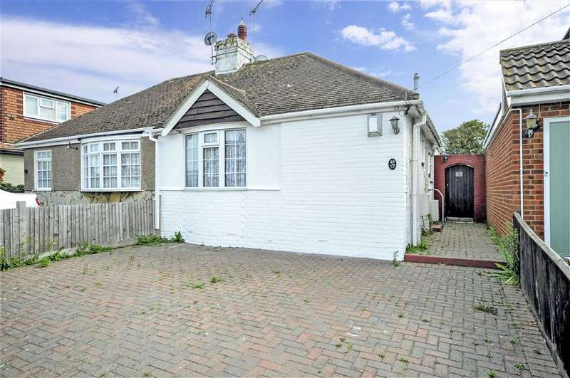 2 Bedrooms Semi Detached Bungalow for sale in Greenhill Road, , Herne Bay, Kent