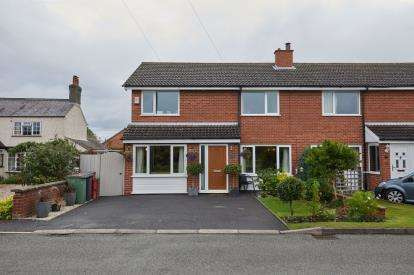4 Bedrooms Semi Detached House for sale in Ashby Road, Packington, Ashby-De-La-Zouch, Leicestershire