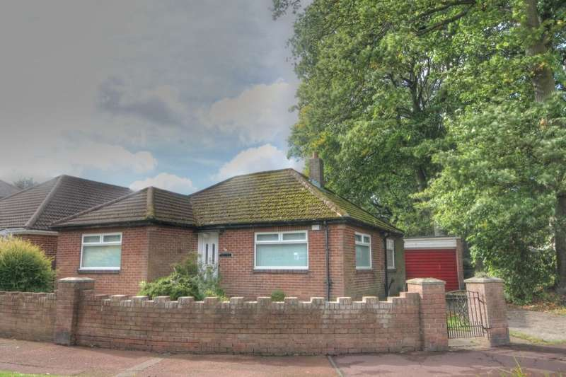 3 Bedrooms Detached Bungalow for sale in Claremont Avenue, Newcastle Upon Tyne, NE15