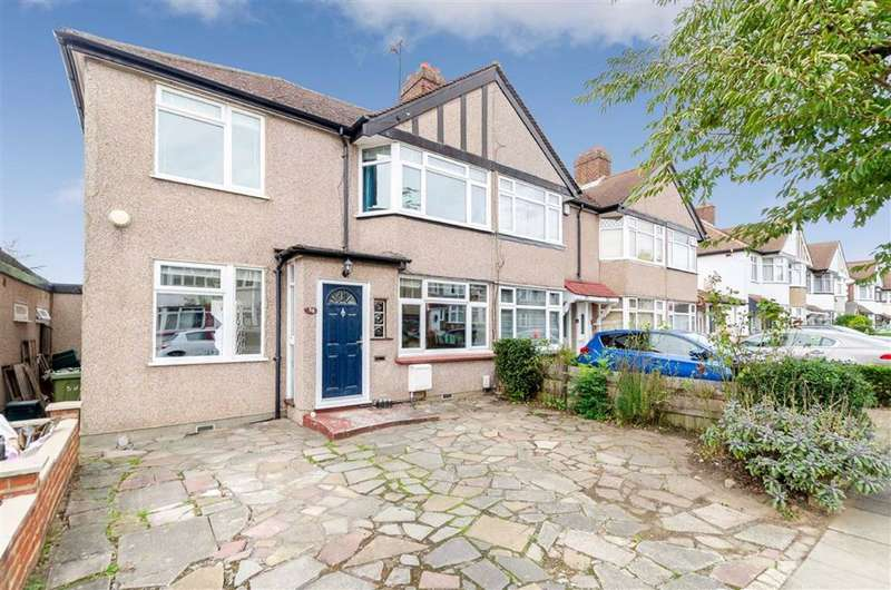 3 Bedrooms Semi Detached House for sale in Faringdon Avenue, Bromley
