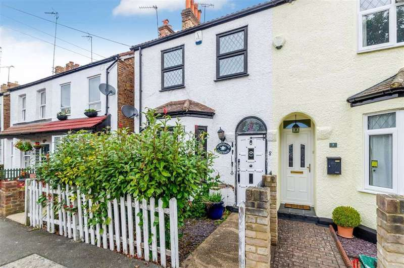 3 Bedrooms Terraced House for sale in Cobden Road, Orpington, Kent