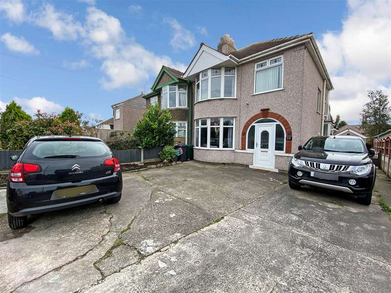 3 Bedrooms Semi Detached House for sale in Torrisholme Road, Scale Hall - an extended famil home
