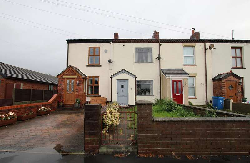 2 Bedrooms Terraced House for sale in Shaw Street, Ashton-in-Makerfield, Wigan, WN4