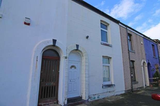 3 Bedrooms Terraced House for sale in Preston Street, Fleetwood, FY7
