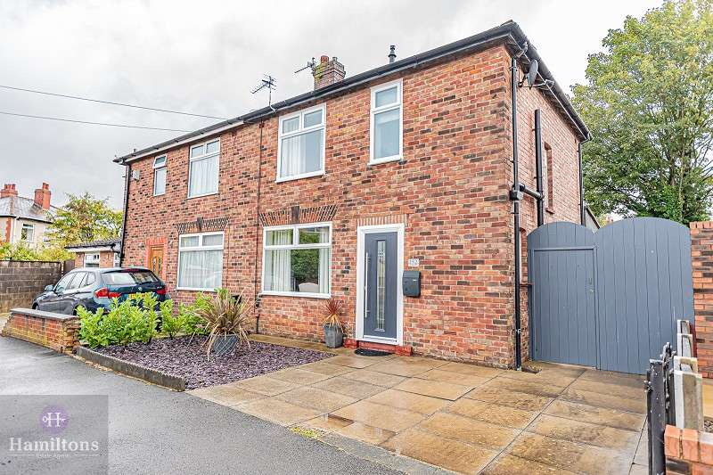3 Bedrooms Semi Detached House for sale in Charles Street, Leigh, Greater Manchester. WN7 1HD
