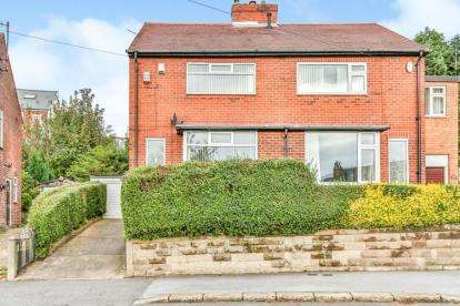 2 Bedrooms Semi Detached House for sale in Ingram Road, Sheffield, South Yorkshire