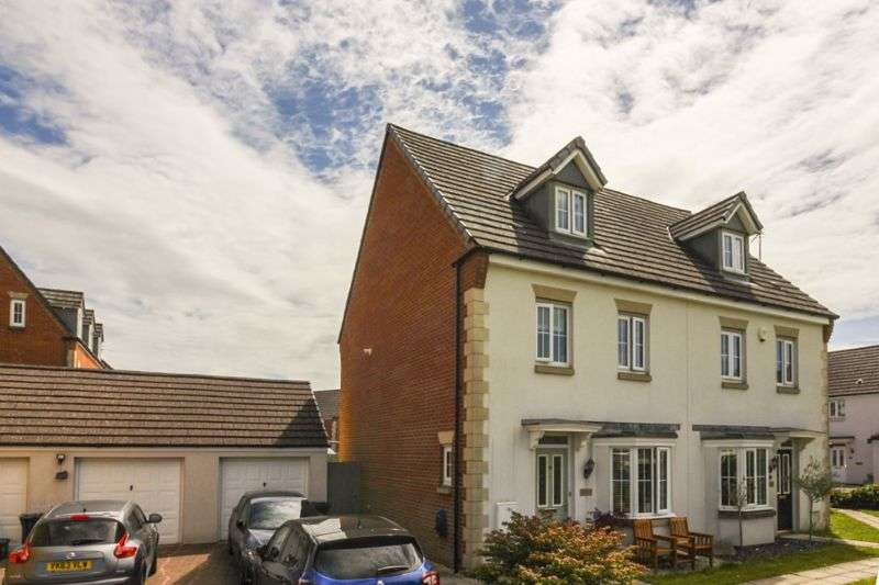 4 Bedrooms Property for sale in Michaelmas Close Rogerstone, Newport