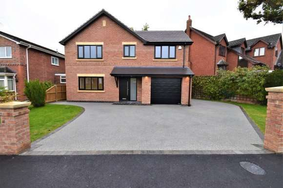 4 Bedrooms Property for sale in Bryn Gwyn Lane, Northop Hall, Mold