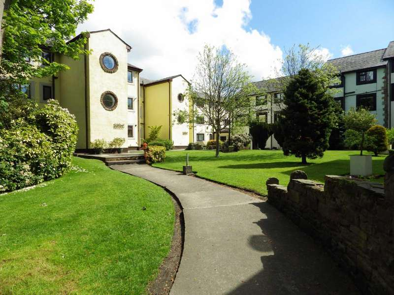 2 Bedrooms Apartment Flat for sale in Laneside House, Sizehouse Village, Haslingden, Rossendale, BB4