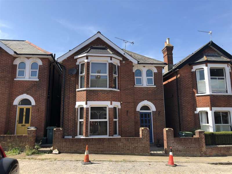 4 Bedrooms Detached House for sale in Coronation Road, Cowes