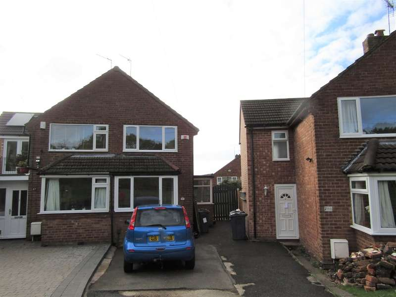 2 Bedrooms Semi Detached House for rent in Ashworth Road, Great Barr, B42