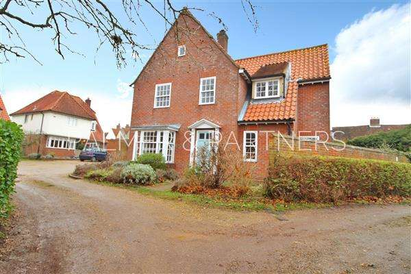 4 Bedrooms Detached House for sale in Shut Lane, Earls Colne, Colchester CO6