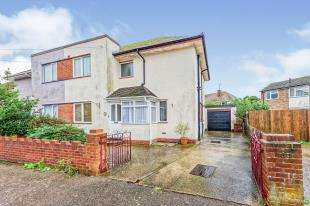 3 Bedrooms Semi Detached House for sale in Bathurst Close, Ramsgate, Kent, .