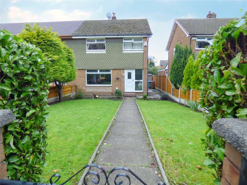 3 Bedrooms Semi Detached House for sale in Rochdale Road East, Heywood, Greater Manchester, OL10