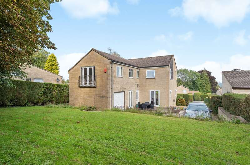 5 Bedrooms Detached House for sale in Bownham Park, Rodborough Common, Stroud, GL5