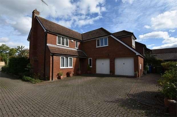 4 Bedrooms Detached House for sale in Savory Walk, Foxley Fields, Binfield, Berkshire