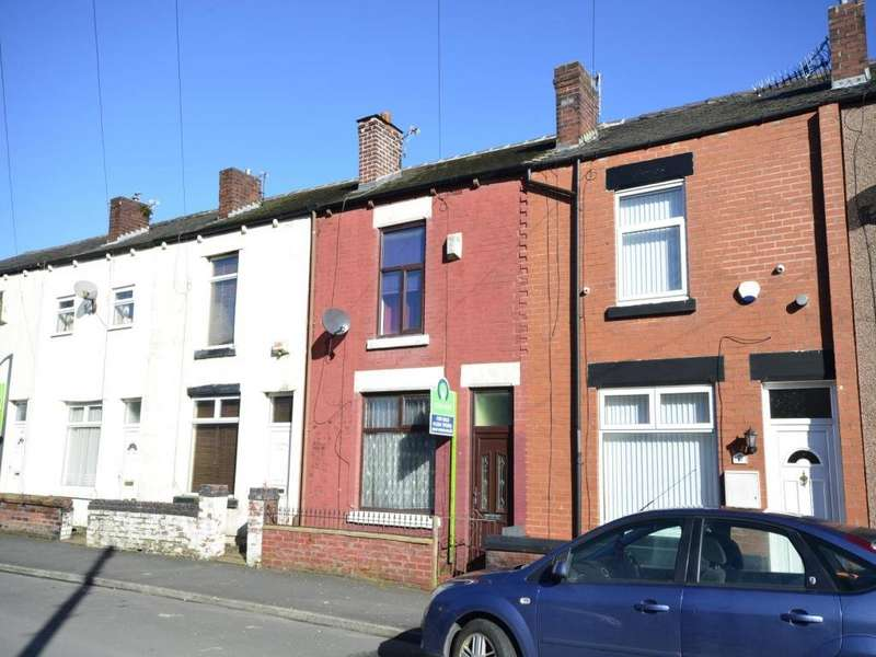 2 Bedrooms Property for sale in Barton Road, Farnworth, BL4