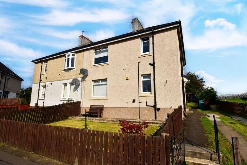 2 Bedrooms Flat for sale in Bent Crescent, Uddingston, Glasgow, G71