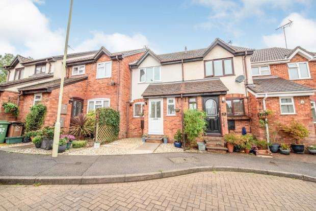 2 Bedrooms Terraced House for sale in Tadley, Hampshire