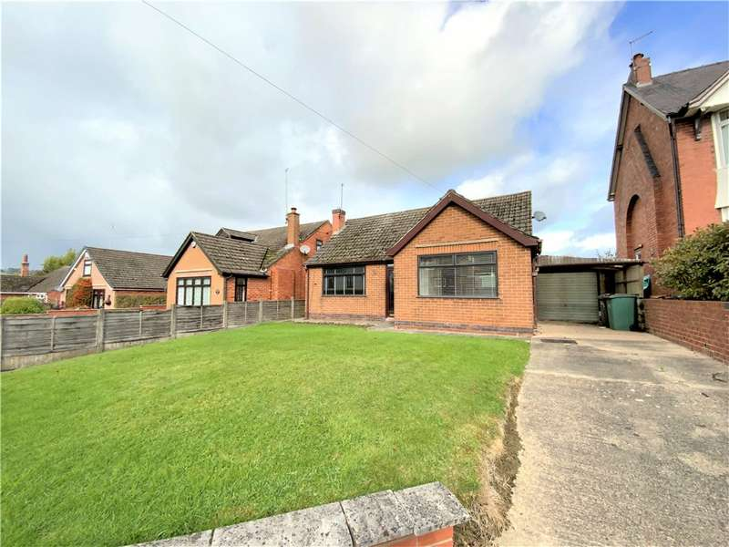 2 Bedrooms Detached Bungalow for sale in Inns Lane, South Wingfield, Alfreton, DE55