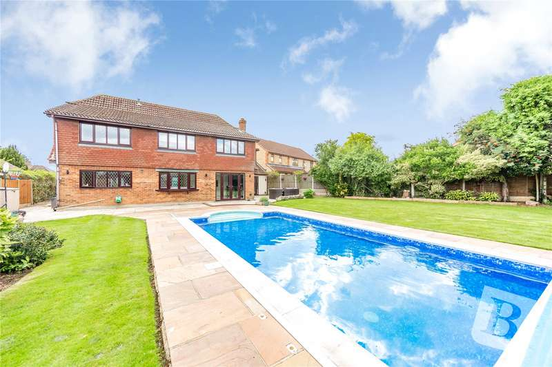 5 Bedrooms Detached House for sale in Church Street, Billericay, Essex, CM11