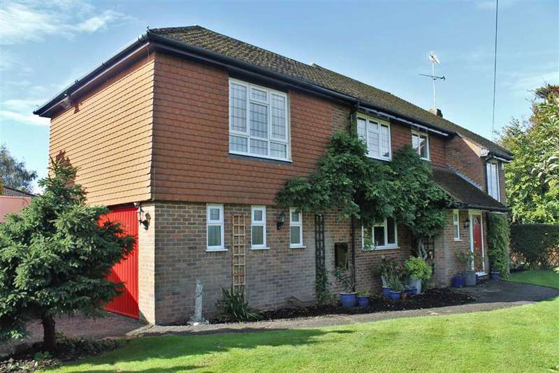 5 Bedrooms Detached House for sale in White Hill Road, Meopham, Meopham Gravesend