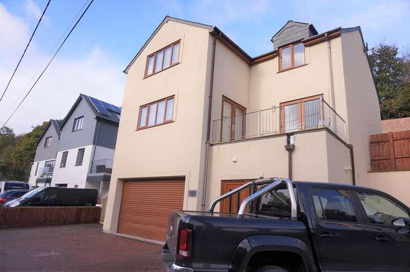 4 Bedrooms Detached House for sale in Old Station Road, Moorswater, Liskeard