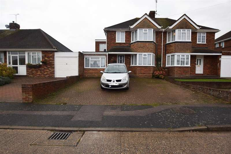 5 Bedrooms Semi Detached House for sale in Taverners Road, Gillingham