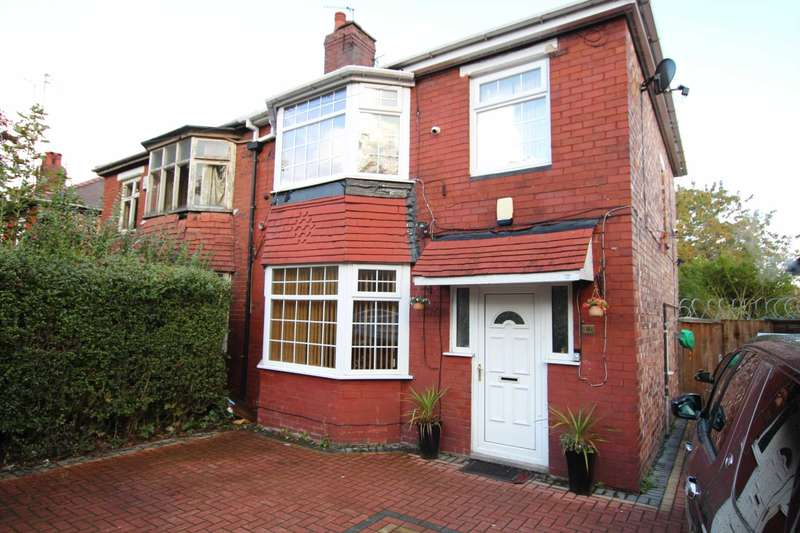 3 Bedrooms Semi Detached House for sale in Holland Road, Manchester