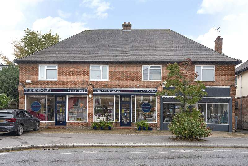 2 Bedrooms Flat for sale in St. Johns Hill, Sevenoaks, Kent, TN13