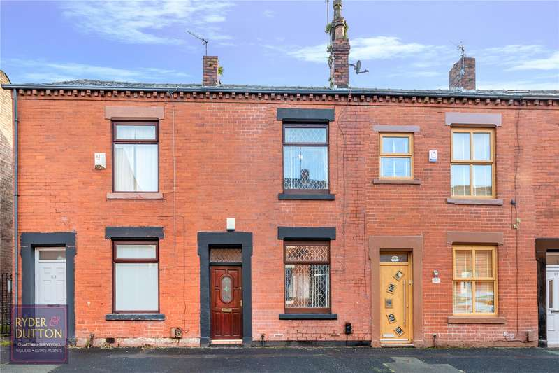 2 Bedrooms Terraced House for sale in Herbert Street, Waterhead, Oldham, Greater Manchester, OL4