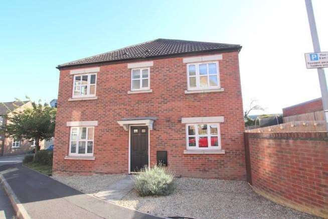 3 Bedrooms Property for sale in Priory Park, Taunton