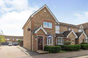 2 Bedrooms End Of Terrace House for sale in Lodge Hill Lane, Chattenden, Rochester, Kent