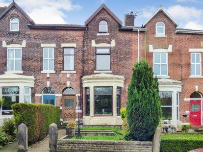 5 Bedrooms Terraced House for sale in Chesham Road, Chesham, Bury, Greater Manchester, BL9