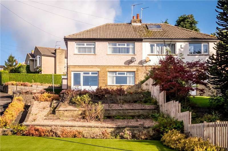 3 Bedrooms Semi Detached House for sale in Saddleworth Road, Greetland, Halifax