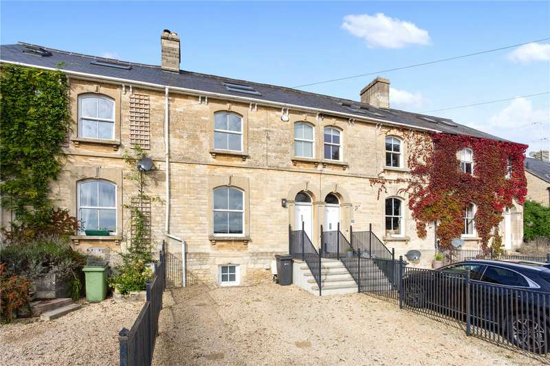 4 Bedrooms Terraced House for sale in Cheltenham Road, Cirencester, Gloucestershire, GL7