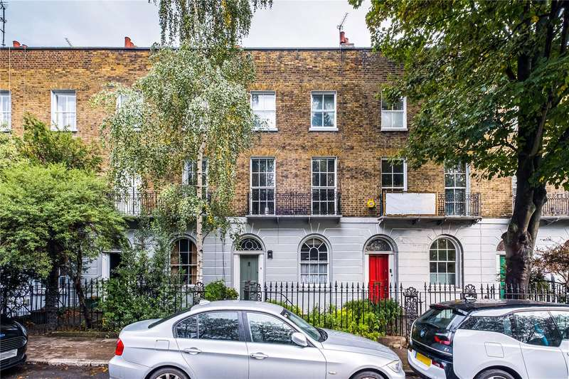 4 Bedrooms Terraced House for sale in St. Paul's Road, London, N1